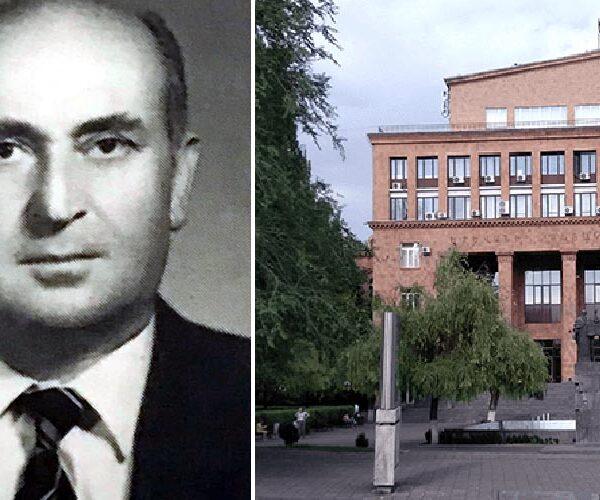 Մահացել է պրոֆեսոր Խաչիկ Բադիկյանը