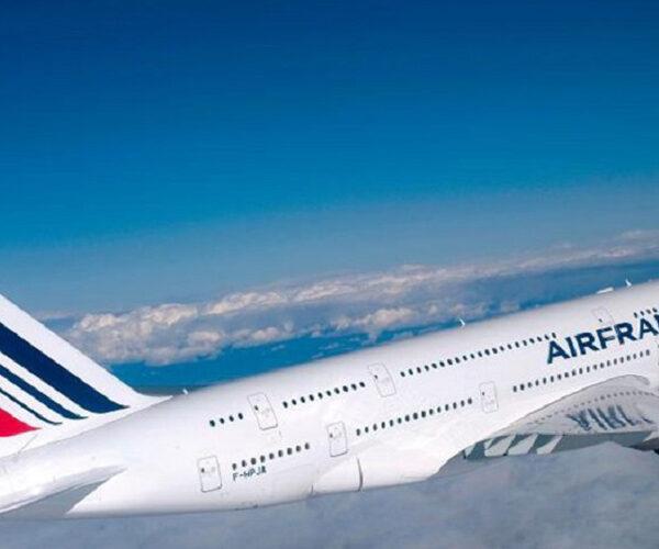 Air France-ը վերսկսում է Փարիզ-Երեւան-Փարիզ կանոնավոր չվերթները