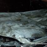 Այրված ավտոմեքենա