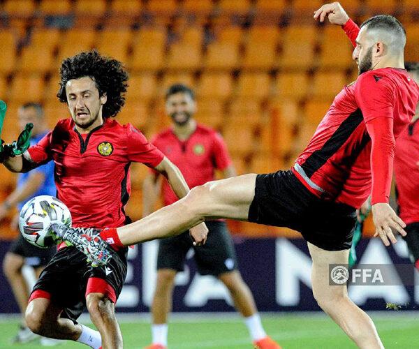 Հայաստանի ֆուտբոլի ազգային հավաքականը առաջադիմել է ՖԻՖԱ-ի վարկանիշային աղյուսակում