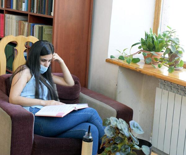 Ազգային գրադարանային շաբաթն այս տարի հոբելյանական է