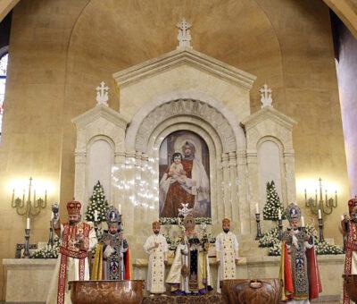Ս. Գրիգոր Լուսավորիչ մայր եկեղեցին Երեւանում