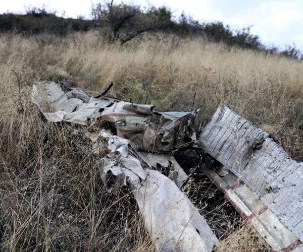 Ադրբեջանական ինքնաթիռ է խփվել
