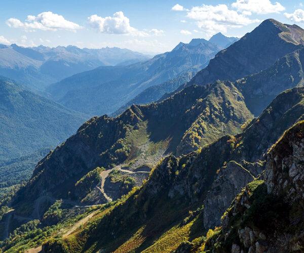Սոչիի լեռներում կորած խմբի անդամները ողջ են