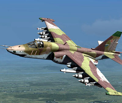 Ինքնաթիռ Սու25