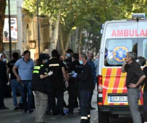 Պայթյուն՝ Թբիլիսիում. կա զոհ եւ վիրավորներ