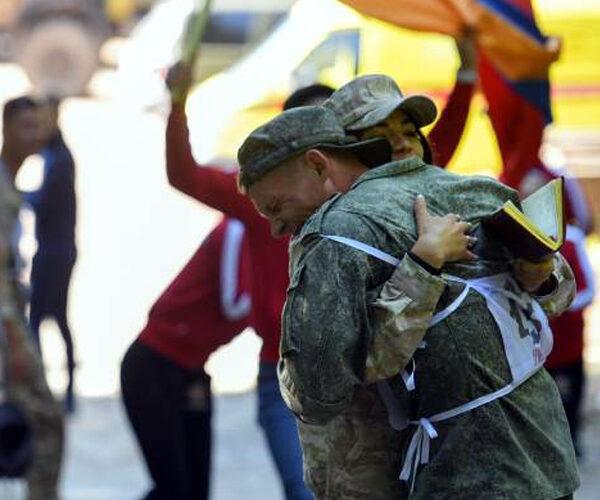 «Խաղաղության մարտիկ» մրցույթում Հայաստանը գրավել է 2-րդ տեղը