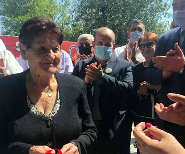 Գյումրիում բացվեց Յուրի Վարդանյանի անվան ծանրամարտի մարզադպրոցը