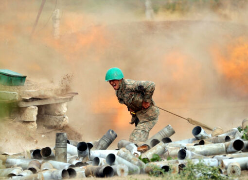 զինվոր, բանակ, արցախյան պատերազմ