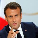 Ֆրանսիայի նախագահ Էմանուել Մակրոն