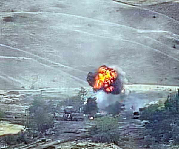 Ֆիզուլիիում հակատանկային ականի պայթյունից ադրբեջանցիներ են սպանվել