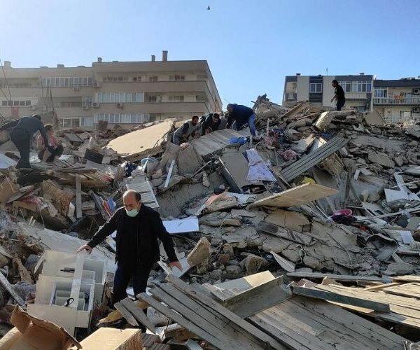 Թուրքիայի արևմուտքում երկրաշարժի հետևանքով կան զգալի ավերածություններ