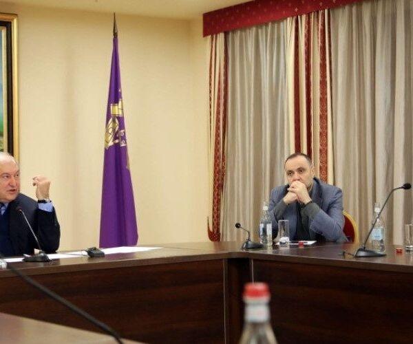 Կառավարությունը, որը հանգեցրել է սրան, պետք է գնա. Արմեն Սարգսյան