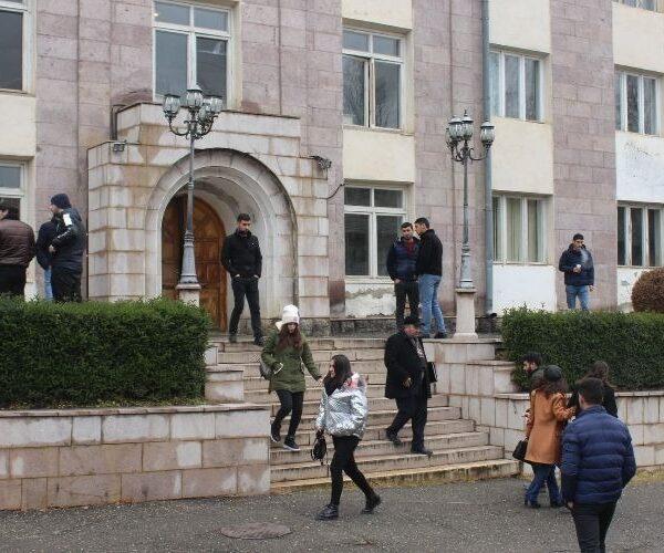 Արցախի պետական համալսարան ընդունվածները. ցանկ