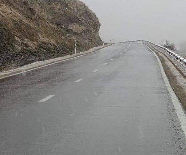 Ձյուն, անձրեւ, մառախուղ… եղանակը՝ ճանապարհներին