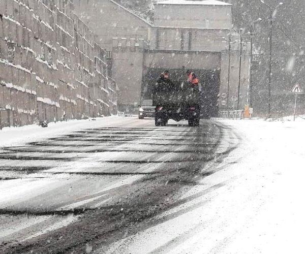 Ձյուն, մառախուղ… ՀՀ-ում փակ ճանապարհներ կան
