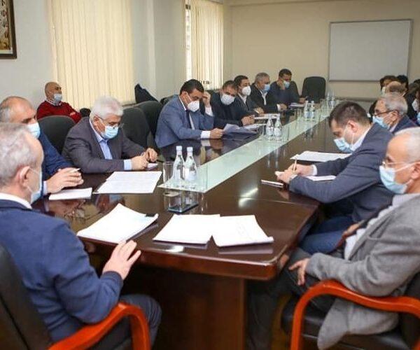 ԿԳՄՍ նախարարն ընդունել է ՀՀ ռեկտորների խորհրդի անդամներին