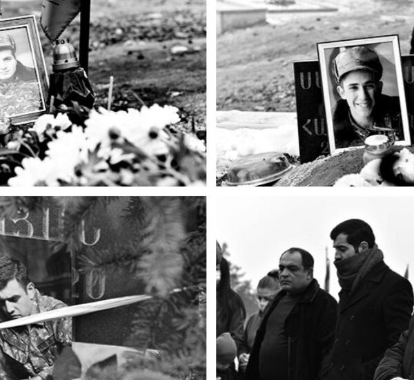«Նրանք չեն մահացել, նրանք անմահացել են». համալսարականներն այցելել են Եռաբլուր