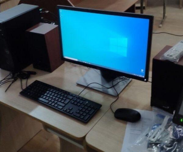 200 դպրոցներ համակարգչային սարքավորումներ են ստացել