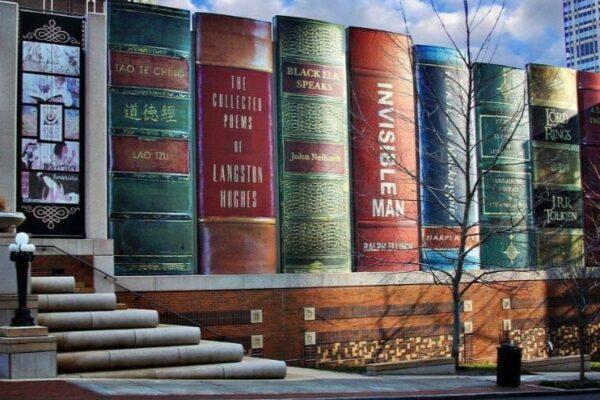 Ի՞նչ են սիրում կարդալ Կանզասում. Ազգային գրադարանը նոր շարք է սկսում