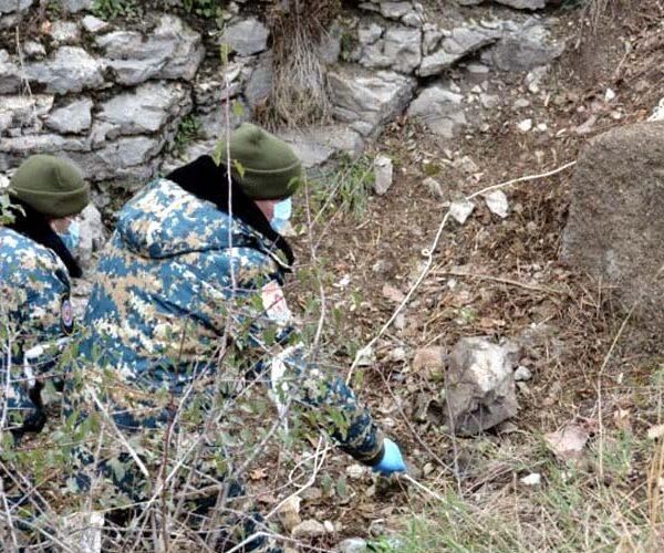 Դատաբժշկական փորձաքննության է ենթարկվել 3330 զինծառայողի մարմին