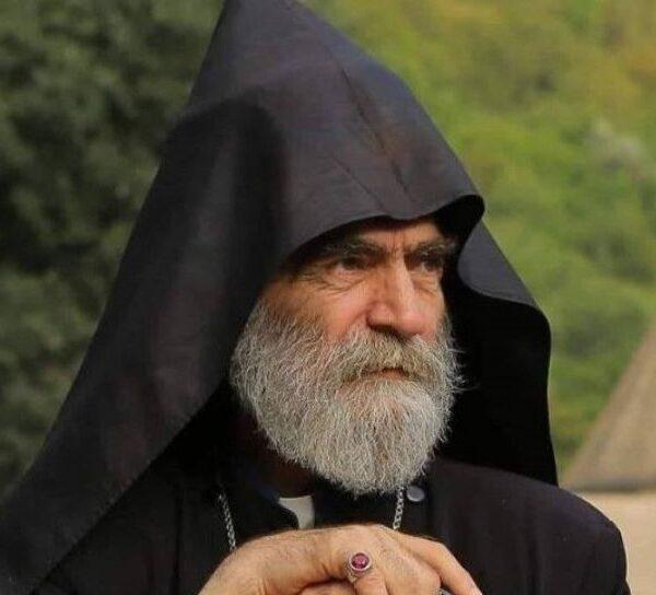Պարգև արքեպիսկոպոսն ազատվել է Արցախի թեմի առաջնորդի պաշտոնից