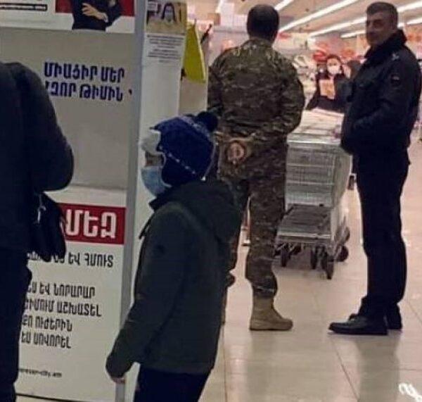 «Երևան սիթի»-ում գնումներ կատարողները ոչ թե ադրբեջանցիներ են եղել, այլ Իրանի ՊՆ ներկայացուցիչներ