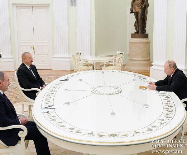 Հայաստանի, Ռուսաստանի ու Ադրբեջանի հունվարի 11-ի համատեղ հայտարարությունը