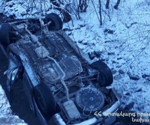 Մեքենան ընկել է Աղստև գետը. կա զոհ