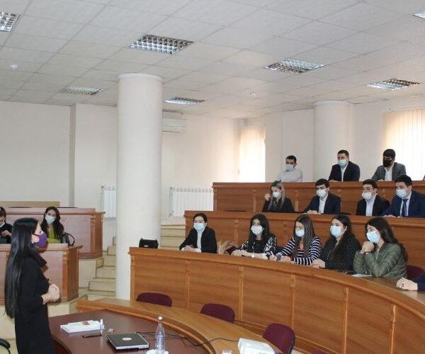Մեկնարկեց Արդարադատության ակադեմիայի 2021 թվականի ուսումնական տարին