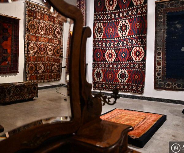 Երևանում բացվել է Շուշիի գորգերի թանգարանից տարհանված նմուշների ցուցադրությունը