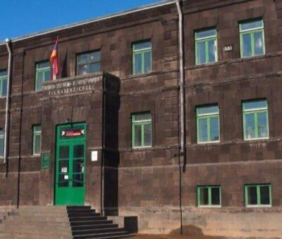 Թիվ 25 դպրոց, Գյումրի