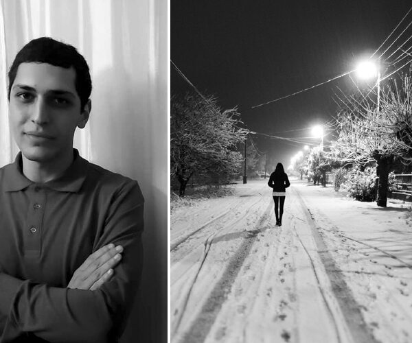 «Քո անունը աղջիկ է լոկ…». Հայկ Սիրունյան