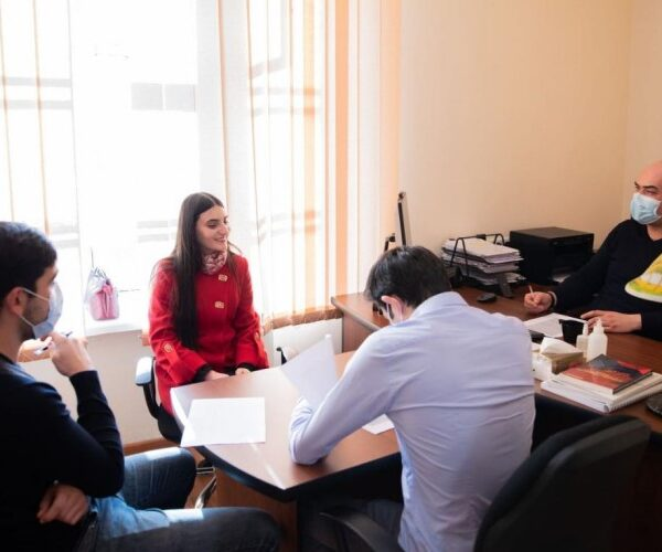 Մեկնարկել է «Լանցետ» միջազգային ուսանողական ծրագրի նախընտրական փուլը