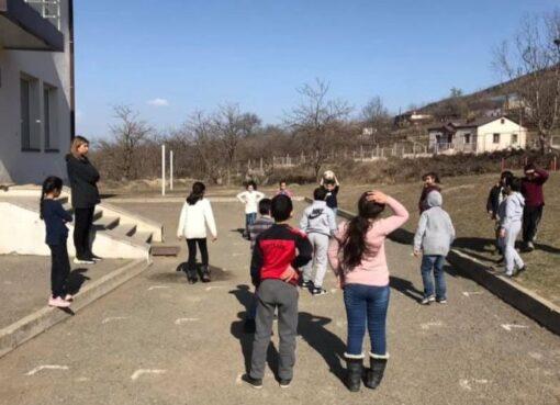 Շոշ գյուղի երեխաները, Արցախ