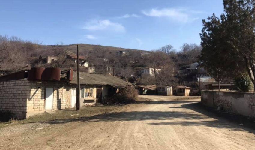 Արցախի Շոշ գյուղը