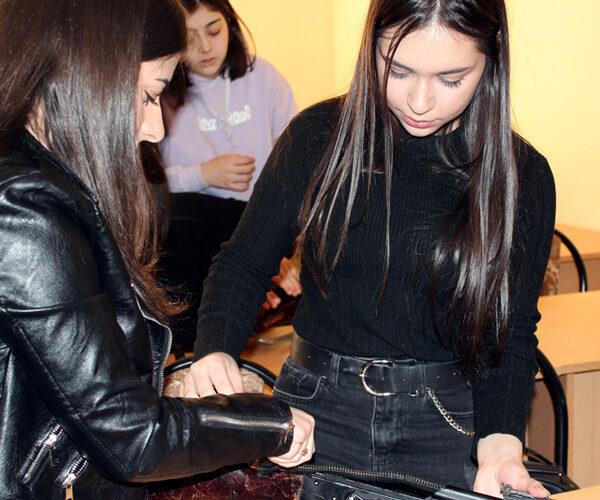 ԲՈՒՀ-ի ուսանողներն այցելել են խաղաղապահ բրիգադի ուսումնական կենտրոն