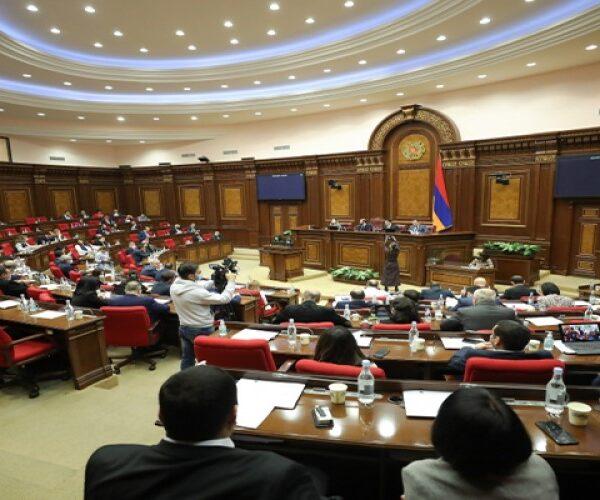 Հայաստանում ռազմական դրությունը վերացվեց