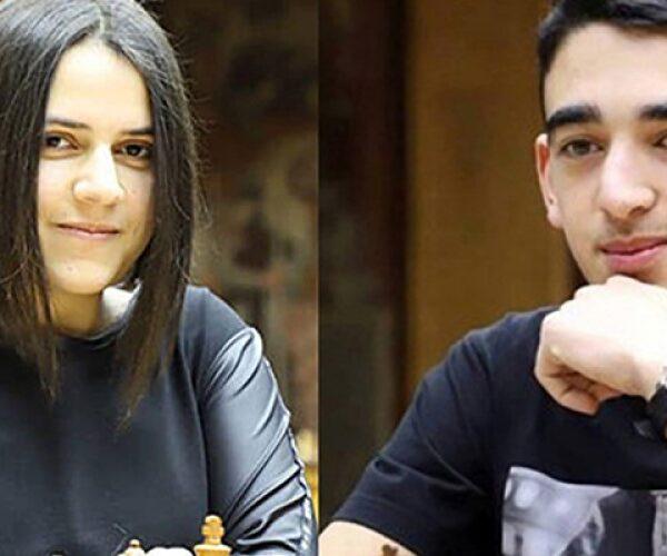 Աննա Սարգսյանը և Հայկ Մարտիրոսյանը՝ աշխարհի 1-ին առցանց ուսանողական առաջնության հաղթողներ