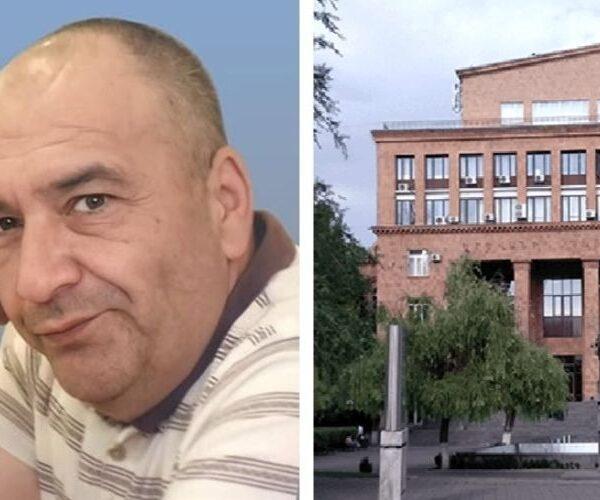 Մահացել է ԵՊՀ դասախոս Աշոտ Հայրապետյանը