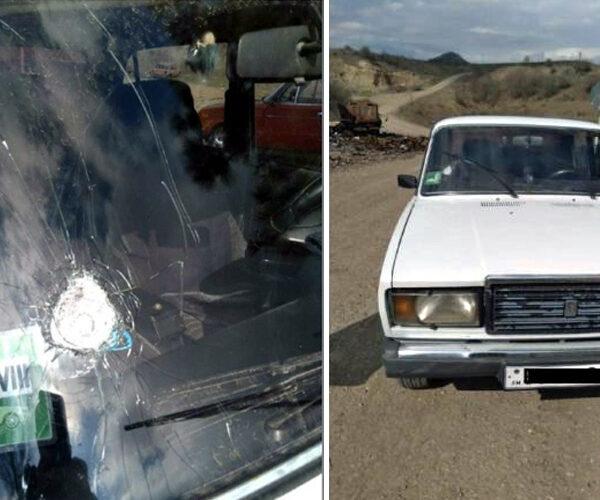 Արցախում ադրբեջանցիները քարեր են նետել հայկական պետհամարանիշով ավտոմեքենաների ուղղությամբ