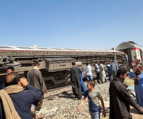 Եգիպտոսում 32 մարդ է զոհվել գնացքների բախման հետեւանքով. տեսանյութ