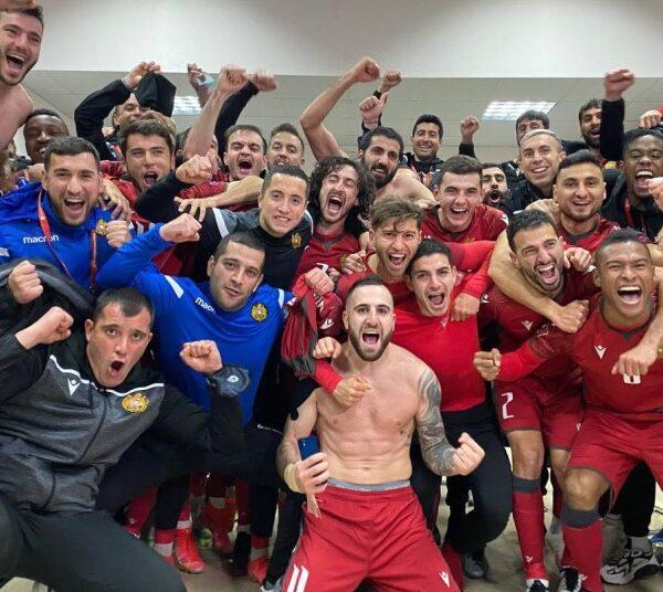 Պատմական հաղթանակ. Հայաստան-Ռումինիա՝ 3-2