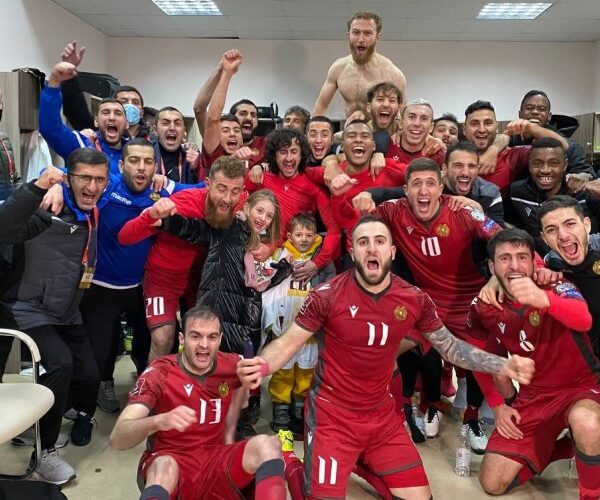 Հայաստան-Իսլանդիա՝ 2-0