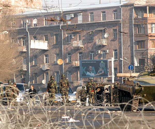 2008 թվականի մարտի 1-ին տեղի ունեցած դեպքերը ցավ են բոլորիս համար. Արմեն Սարգսյան