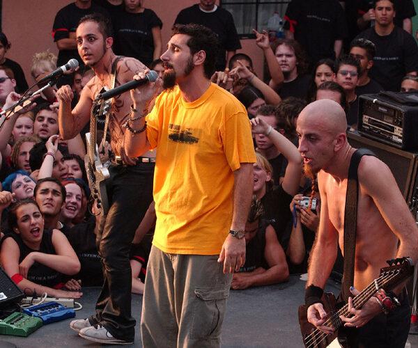 System of a Down-ի երգը ճանաչվել է 21–րդ դարի լավագույն մետալ ստեղծագործություն