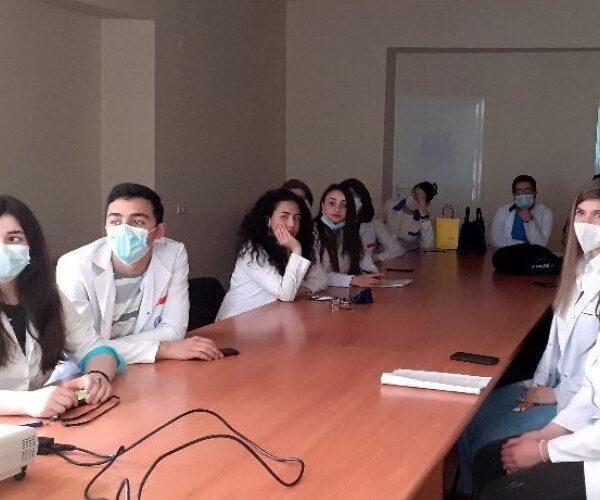 Բաց դաս՝ վիրաբուժություն առարկայից