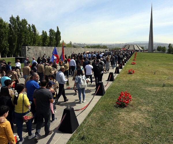 Հայոց ցեղասպանության 106-րդ տարելիցն է