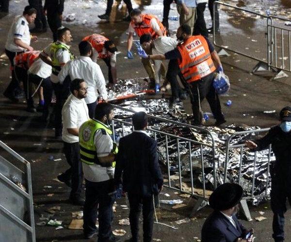 Իսրայելում տասնյակ մարդիկ են մահացել հրմշտոցի պատճառով