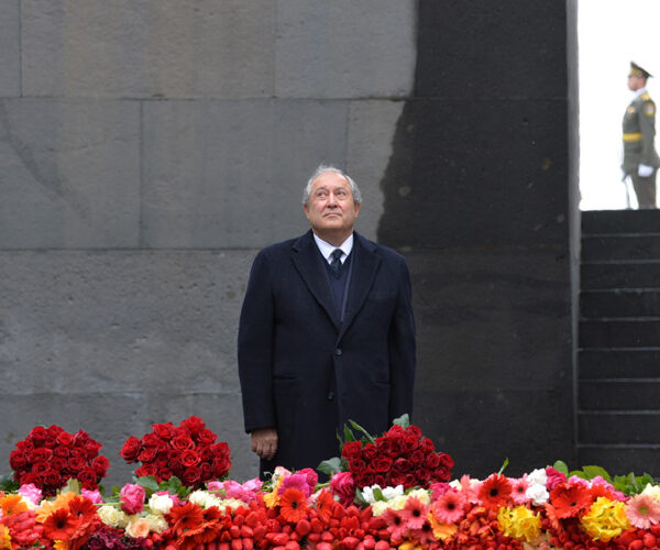 Հայաստանը դարձնե՛լու ենք մեր երազանքների երկիրը. ՀՀ նախագահի ուղերձը